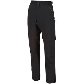 Regatta Xert III Stretch Pantalones Zip-Off Hombre, black